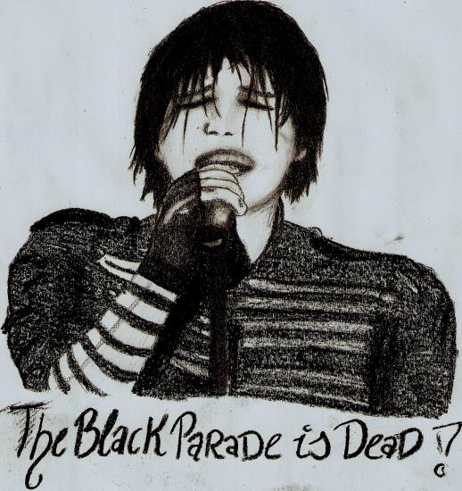 Gerard Way by xsweet-revengex